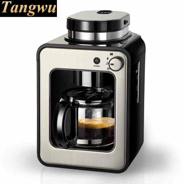 Entièrement automatique machine à café pour le but de broyage de grains de sol farine de soja commercial et pot