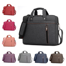 Laptop Bag 11 12 13.3 14 15.6 17 Inch Waterproof Notebook Bag for Macbook Air Pro 13 15 Computer Shoulder Handbag Briefcase Bag стоимость