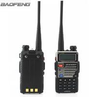 מכשיר הקשר Baofeng UV-5RE פלוס מכשיר הקשר CB VHF UHF Portable חובב Ham שני הדרך רדיו 5W Dual Band לציד נהג המשאית (2)