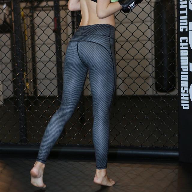 Yoga Pantalon Marque de Sexe Taille Haute Étiré Nouveaux Sports Pantalon  Gym Vêtements Spandex Collants Running f73bcb67f40
