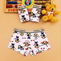 Briefs For Boys 2016 New Cartoon Printing Children Briefs Boys Panties Children Boys Boxer Kids Short Brief Boys Underwear