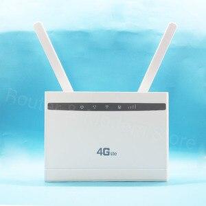 Беспроводной маршрутизатор OEM B525, разблокированный, 4G, 300 Мбит/с, 4G, LTE, CPE, Wi-Fi роутер со слотом для Sim-карты, PK B310,B315,B593,B525,E5186