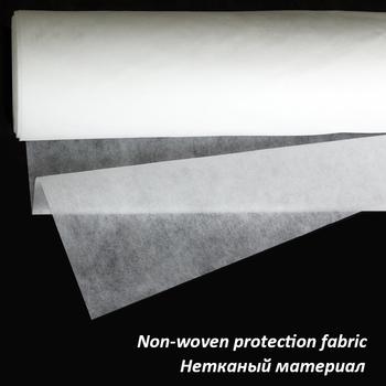 System ogrzewania podłogowego akcesoria elektryczne ogrzewanie podłogowe z włókniny folia ochronna 30g 100cm odporność na wilgoć odporność na ciepło tanie i dobre opinie Części ogrzewania podłogowego WFB0103 MINCO HEAT Termostatyczny zawór mieszający Electric heating non-woven fabric
