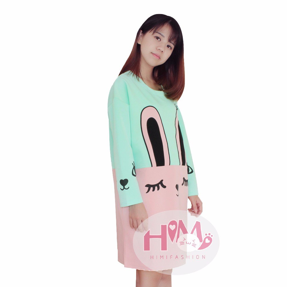 2a45208652cb Adorable Cute Soft Cotton Anime Pattern Shirt Women Girl Sweet ...