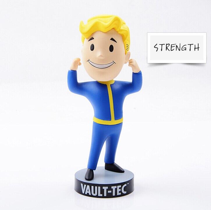 Fallout 4 – Vault Boy Bobbleheads | 13CM