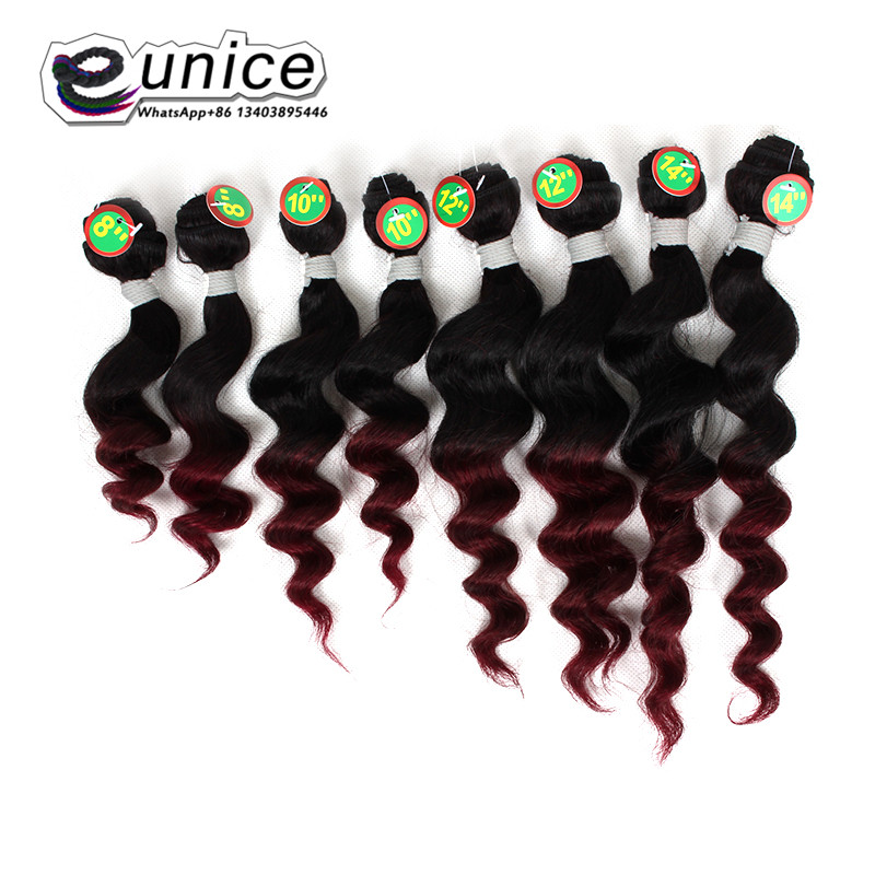 Eunice Synthetic Crochet Hair Braided 3s Box Braids Small Size Zizi Hair 28inch 3pieces/lot High Temperature Fiber Free Shipping Reputation First Hair Extensions & Wigs