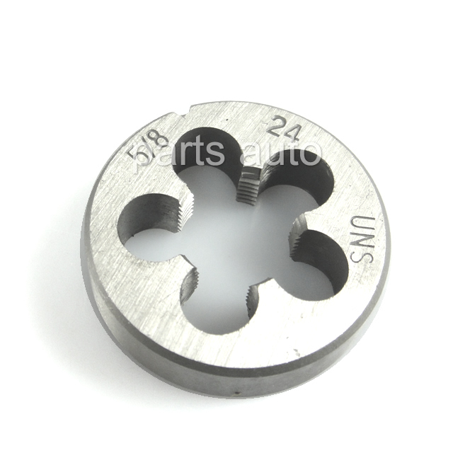 New US Seller 5//8x24 High Quality 5//8-24 Muzzle Threading Die Gunsmithing