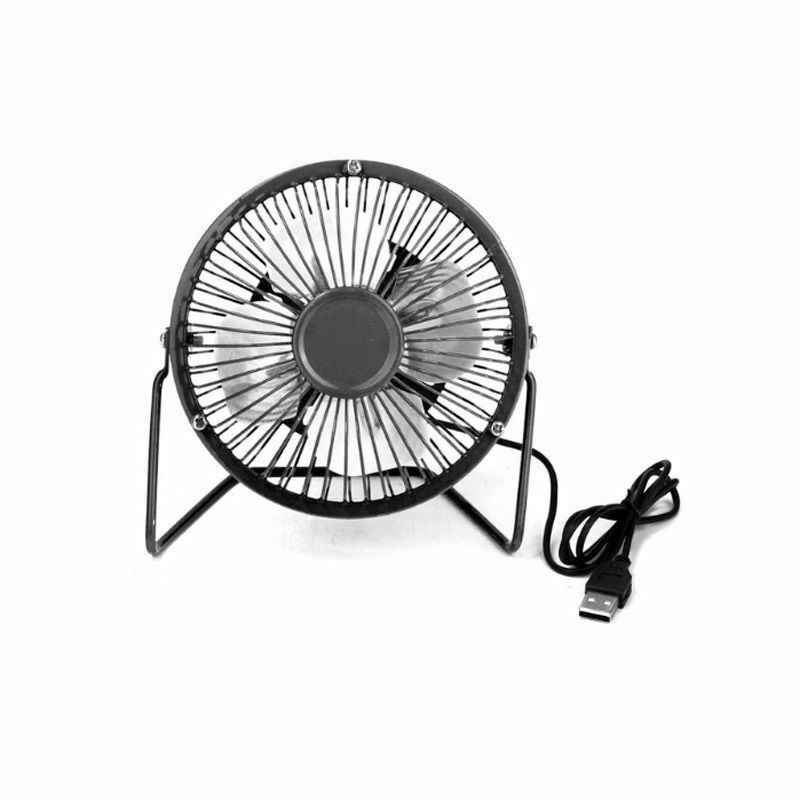Draagbare Mini USB Ventilator Laptop Computer PC Cooler Cooling Desktop Fans Mini USB Desk Fan