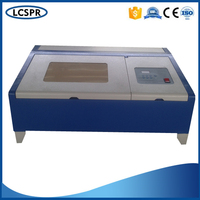 Hot Sale 40w Laser Tube Mini Laser Engraving Machine For Paper Card With Good Price