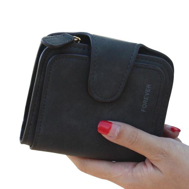 Vintage Matte Women's Wallets