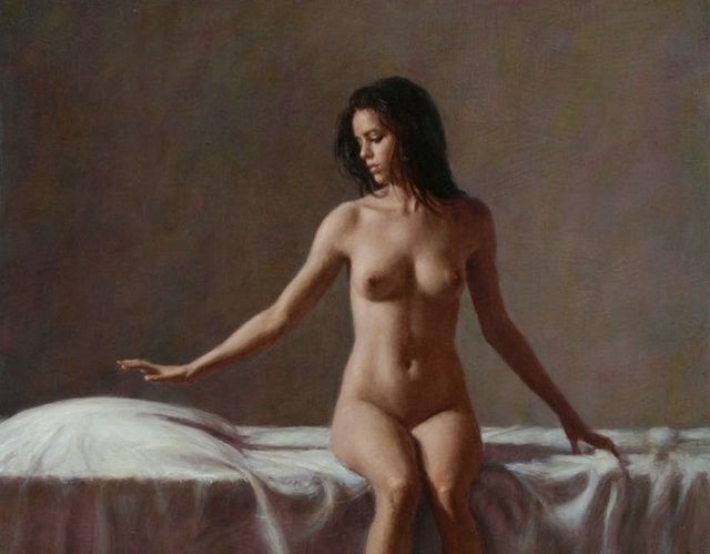 Nude women in bed confirm. And