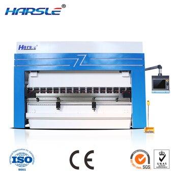 Otomatik Hesaplama Doğru Makinesi Harsle 3200mm We67k Cnc Hidrolik