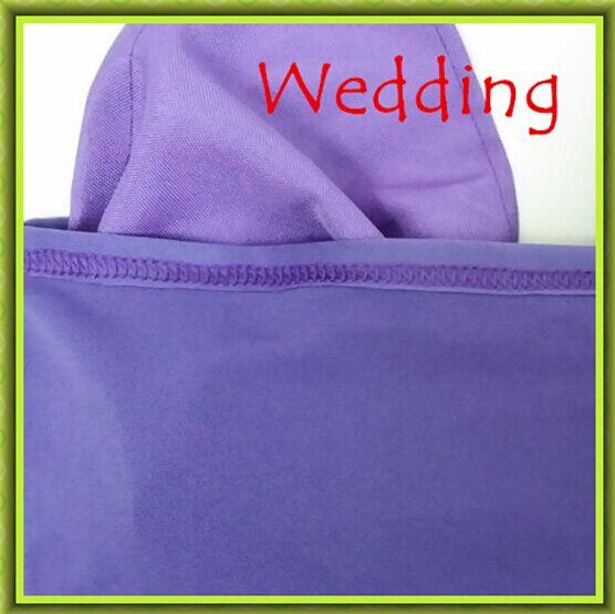 Brandudsalg !! Brandudsalg !! 100stk bryllup lilla stol dækning - Hjem tekstil - Foto 6