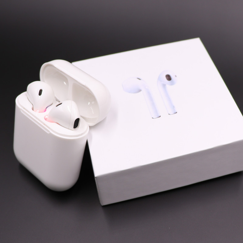 New A10si9s Mini Bluetooth Earbuds Double Ear Wireless Headsets