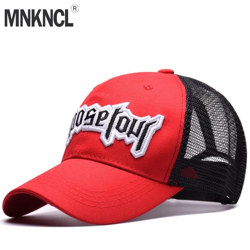 MNKNCL Justin Bieber Favourite Baseball Cap Summer Cotton Cap Men Women Hip Hop Brand Mesh Caps