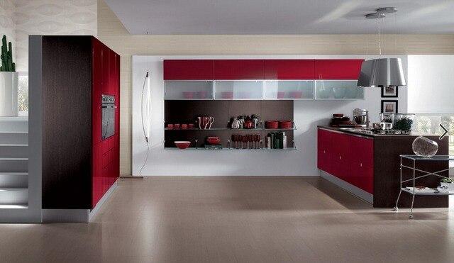 Pintar Muebles De Cocina Lacados. Ventas Calientes Alto Brillo ...