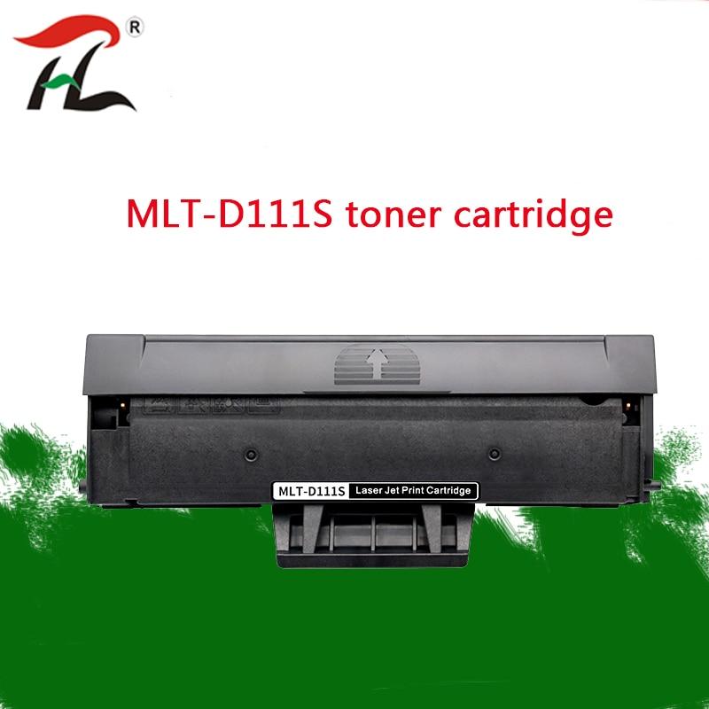 YLC Compatible MLT D111S D111S 111 111s d111 toner cartridge for Samsung M2020 M2020W M2021 M2022 M2070 M2070FW M2071-in Toner Cartridges from Computer & Office