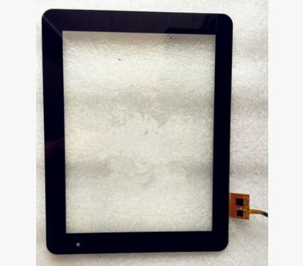 New 9.7 inch Touch Screen Panel Digitizer Glass Sensor Replacement For Oysters T34 Tablet PN: FPC-CTP-0975-096-1 Free Shipping black new for capacitive touch screen digitizer panel glass sensor 101056 07a v1 replacement 10 1 inch tablet free shipping