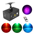 Aurora IR Remote 12 Patterns RG Laser Lighting Xmas Water Galaxy RGB LED Stage Light Projector Mix Effect Party DJ Home  LL-12RG