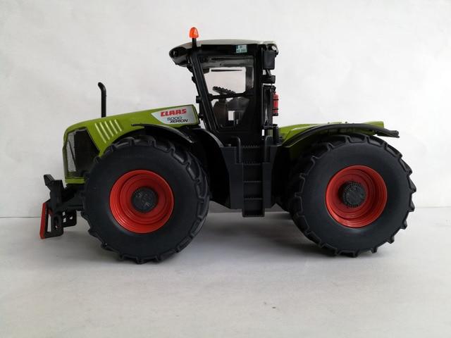 Siku  claas xerion traktor spielzeug in