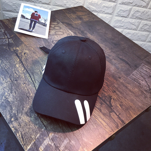 2019 New Hat women Korean couple hip hop baseball caps fashion men youth leisure out sun hat student cap gorra hombre snapback 4