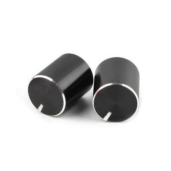 5 sztuk 11 #215 12 5mm potencjometr obrotowy pokrętło regulacja głośności dla wzmacniacz Audio tanie i dobre opinie OOTDTY Metal