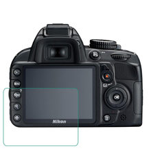 Hartowane szkło ochronne do aparatu Nikon D3100 D3200 D3300 D3400 D3500 aparat DSLR ekran LCD folia ochronna wyświetlacz Pokrywa ochronna