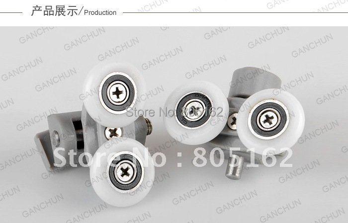 Ролик для душевой двери, ролик для стеклянной двери, ролики для душевой ванны, колеса, шкив(XYHL-016