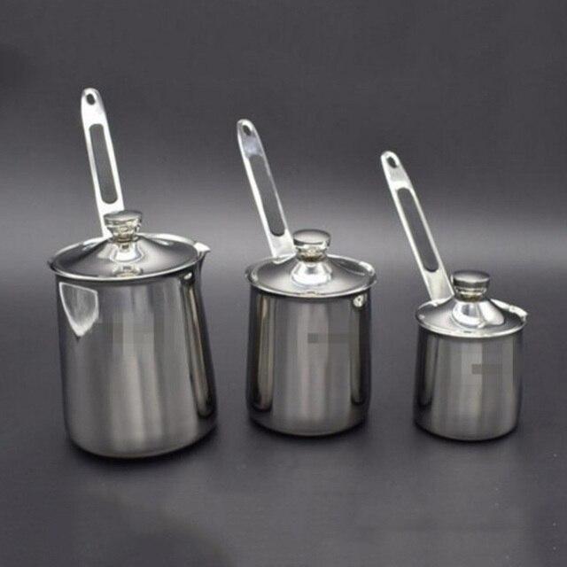 Carafe à café en acier inoxydable 200 | Cafetière de Style arabe grec turc 370/670/304 ML