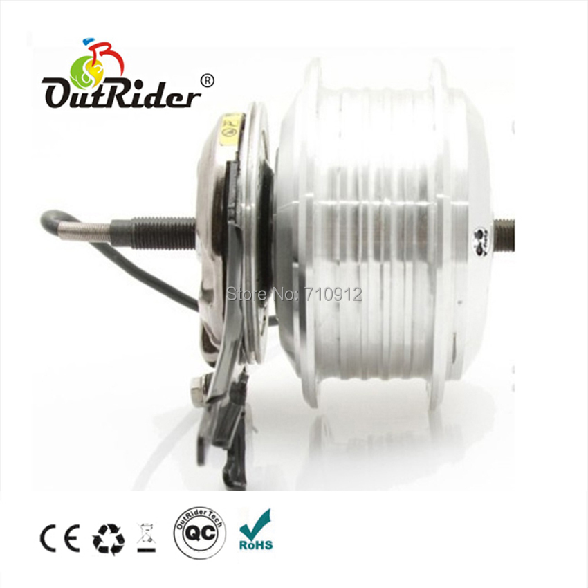 Freeshipping 36V 250W E-bike/Electric Bicycle/Bike Kit Parts Hub Motor OR01A3 Roller Brake Brushless CE/EN15194 Approved 260rpm
