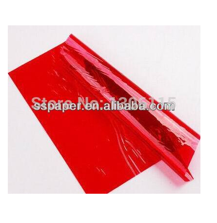 Cellophane Film For Gift Wrapping One piece 70*100CM Cellophane ...