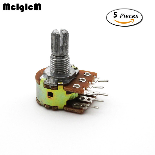 Stereo potentiometer wiring wiring info 5pcs dual stereo potentiometer b1k b2k b5k b10k b20k b50k b100 b500k rh aliexpress com stereo asfbconference2016 Choice Image