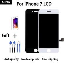 Качество AAA для iPhone 5S 7 г 7 плюс 8 г 8 плюс ЖК-дисплей сенсорный экран сборка Pantalla хорошее 3D сенсорный Бесплатная доставка