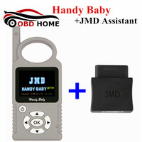 2017 자동 키 프로그래머 편리한 아기 CBAY 휴대용 4D/46/48 칩 + JMD 보조 편리한 아기 OBD 어댑터 폭스 바겐 자동