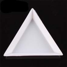 hot sell beauty nail Dotting rhinestone triangle plate diy mobile phone shell paste drill material packages