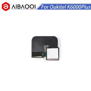 Image 2 - AiBaoQi 新オリジナル Oukitel K6000 プラス 16.0MP リアカメラバックカメラの修理部品の交換 Oukitel K6000 プラス電話