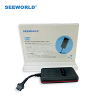 SEEWORLD S116 GPS/GPRS/GSM Tracker For Motorcycle ITRACK Software Keep Motorcycle Security