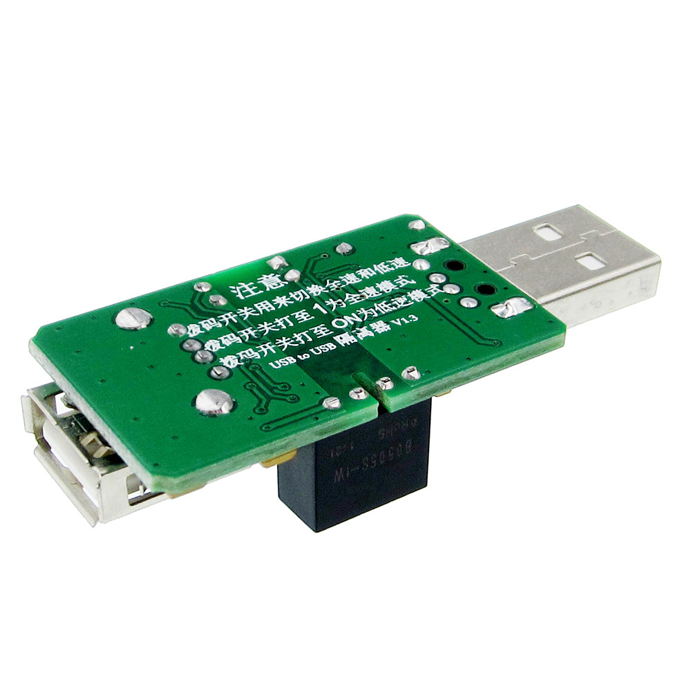 1pcs 1500V  USB Isolator Board Protection Isolation ADUM4160 ADUM3160 Module