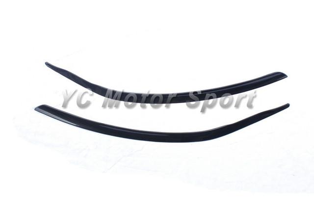 Acessórios do carro De Fibra De Carbono Do Vento Defletor Apto Para BRZ ZC6 FR-S GT86 FT86 ZN6 Deflector de Vento