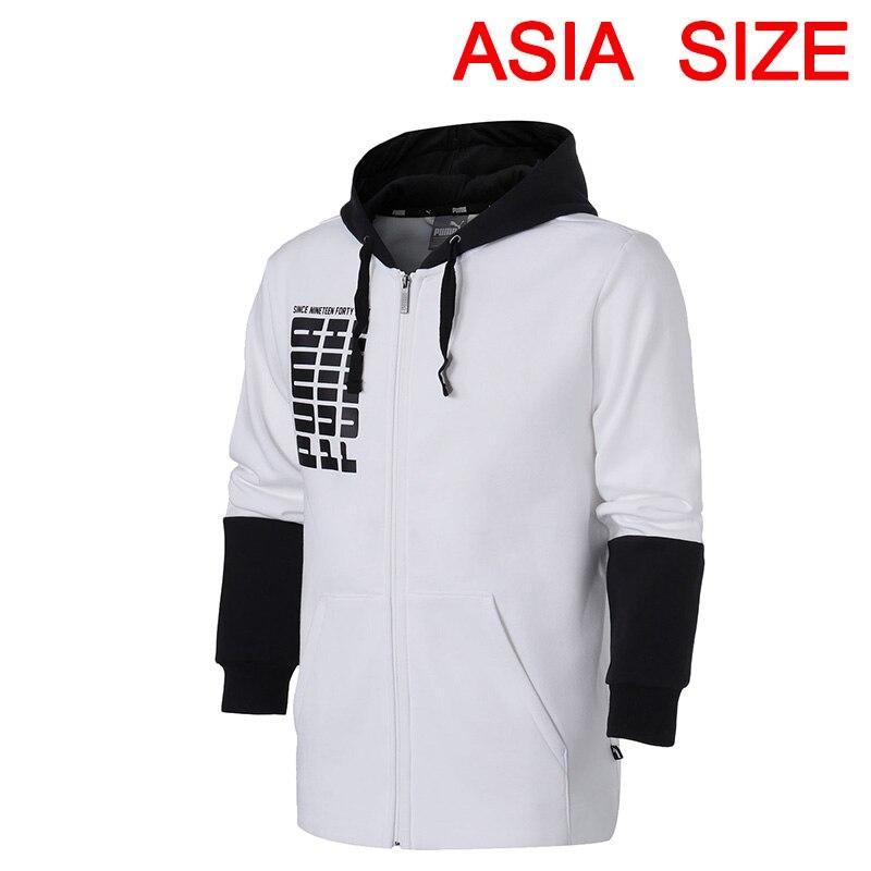 US $73.99 30% OFF|Original New Arrival PUMA Rebel Up FZ Hoody FL Men's jacket Hooded Sportswear on AliExpress