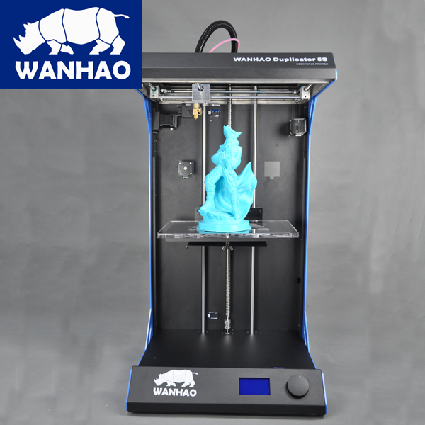 Industry 3D Printer With Large Printing Size, Professional 3D Printer, High-Speed 3D Printer, Wanhao D5S цена