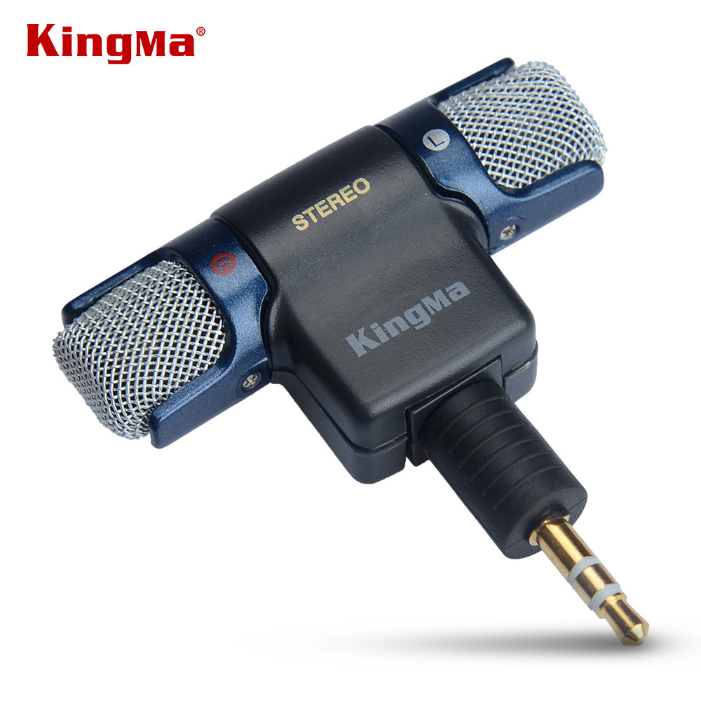 KingMa External Wireless Microphone Professional for DJI Osmo 3-Axis Gimbal Handheld 4K Camera Phantom Accessories for DJI