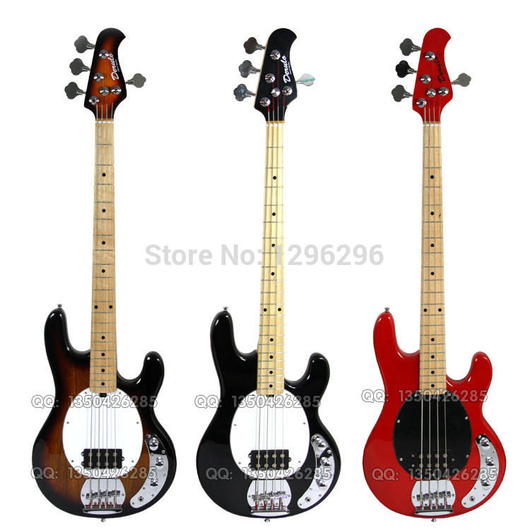 free shipping m7 electric bass guitar beth 21 product high magnetic pickup sound good grover. Black Bedroom Furniture Sets. Home Design Ideas
