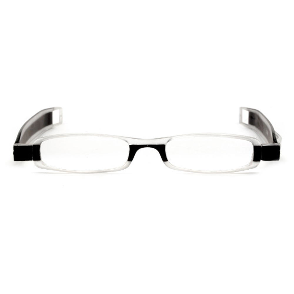 b38b6247e7 Peekaboo small mini folding reading glasses women 3.0 1.0 1.5 2.0 2.5 3.5  foldable readers cheap brown black gift for dad-in Reading Glasses from  Women s ...