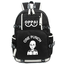 One Punch Man Backpack #8
