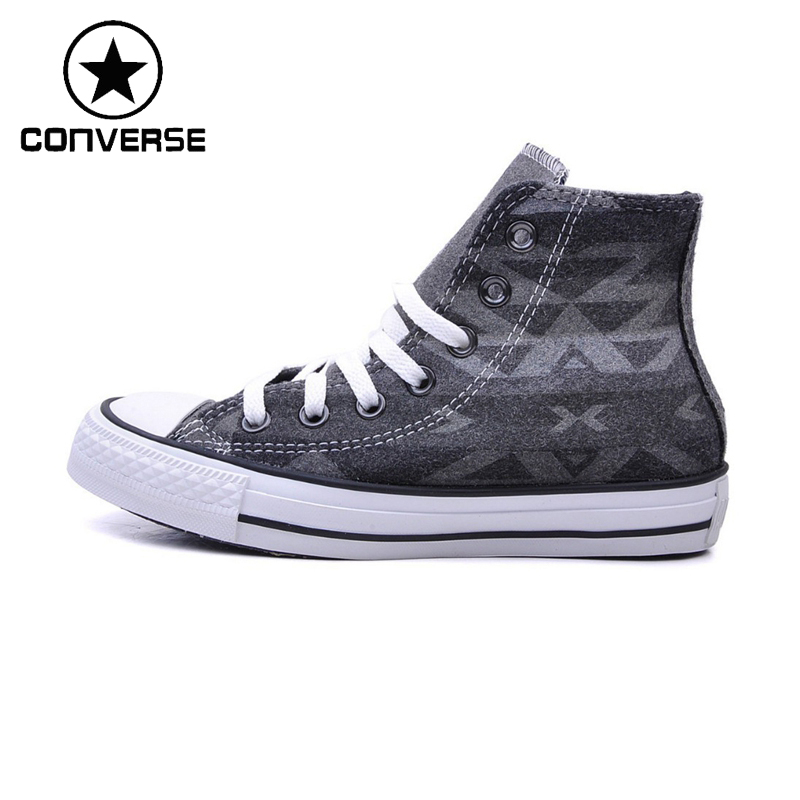 Original Converse Unisex High top Skateboarding Shoes Canvas Sneakers