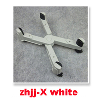 Hardware Computer mainframe bracket computer accessories bracket zhjj X white
