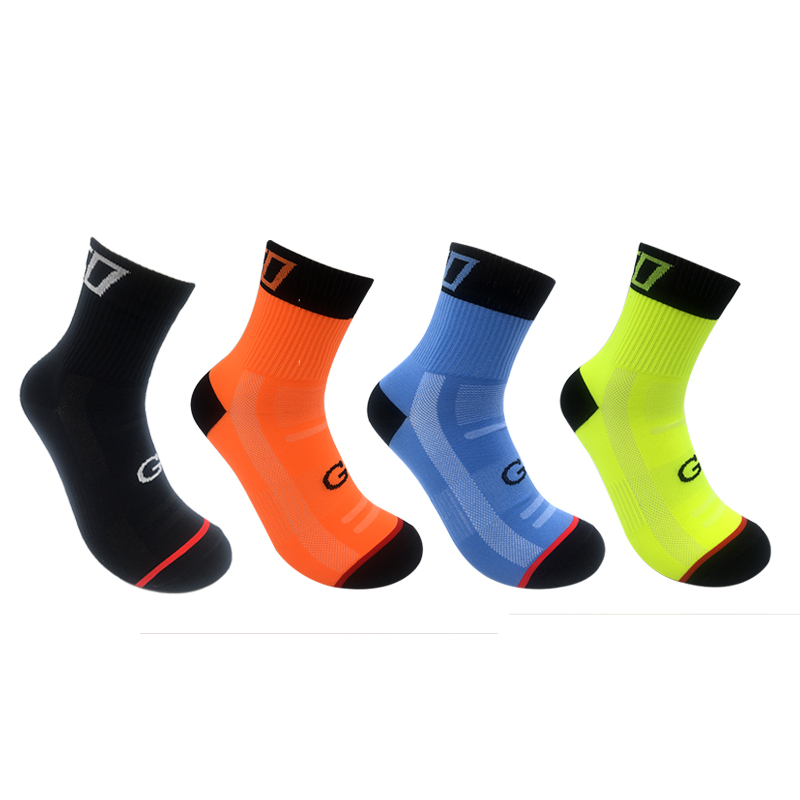 High Quality Professional Cycling Socks Women&men Run Outdoor Stocking Mountain Bike Sock Breathable Wearproof Footwear