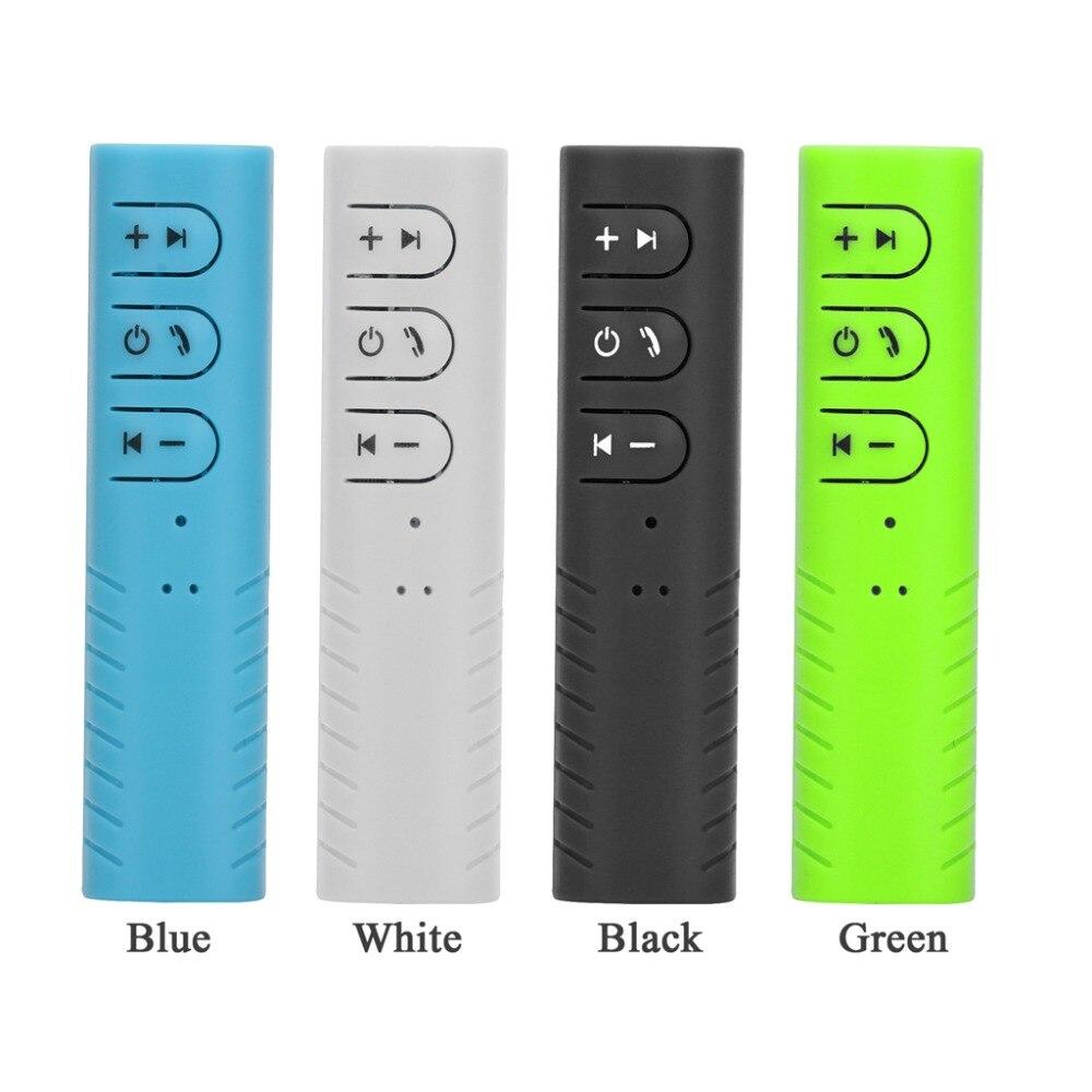 Беспроводной <font><b>Bluetooth</b></font> 4.1, приемник 3.5 мм Jack <font><b>Bluetooth</b></font> аудио Музыка приемник автомобильный адаптер Aux кабель для Динамик наушников