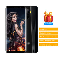 Elephone U MT6763 Octa Core 4G LTE Cell Phone 5.99 Android 7.1 Smartphone 6GB 128GB 13MP Dual Rear Camera Mobile Phone Phablet